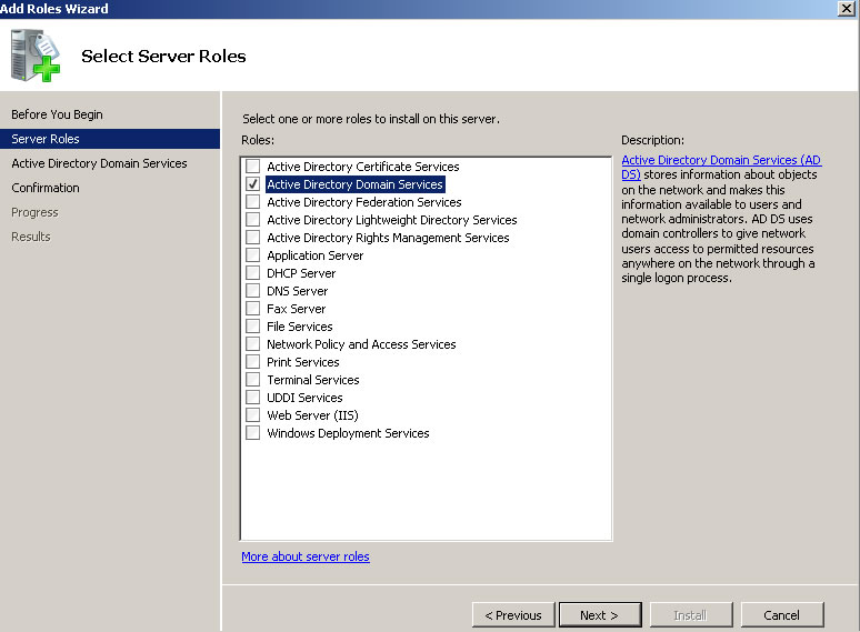 Step By Step Guide To Setup Active Directory On Windows Server 2008