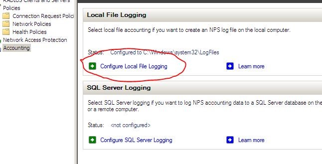 how to open snort log file