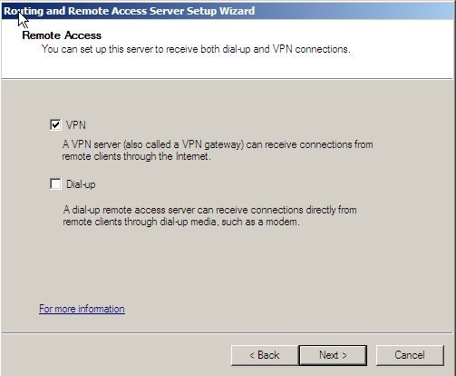 How to configure VPN ? Part 1 - RebelAdmin com