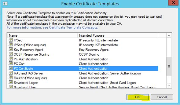 STEP-BY-STEP GUIDE TO MIGRATE ACTIVE DIRECTORY CERTIFICATE SERVICE