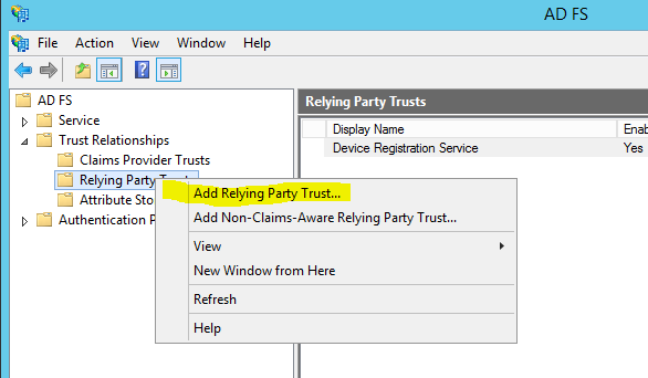 Active Directory Federation Services (AD FS) – Part 4 - RebelAdmin com