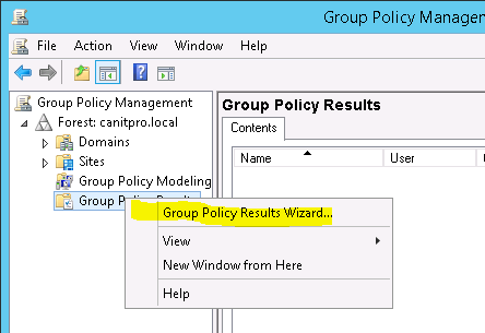 group policy troubleshooting steps