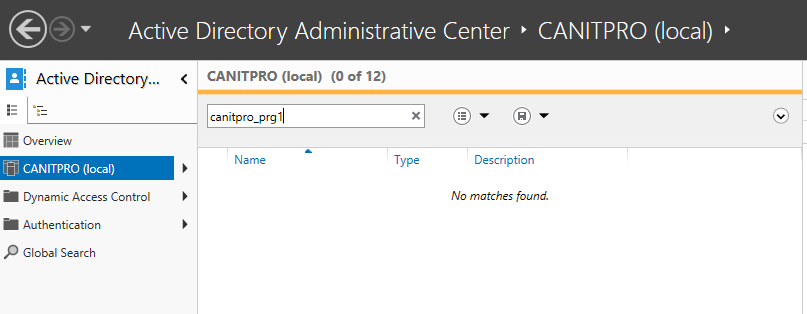 """How to fix error """"No mapping between account names and security IDs"""