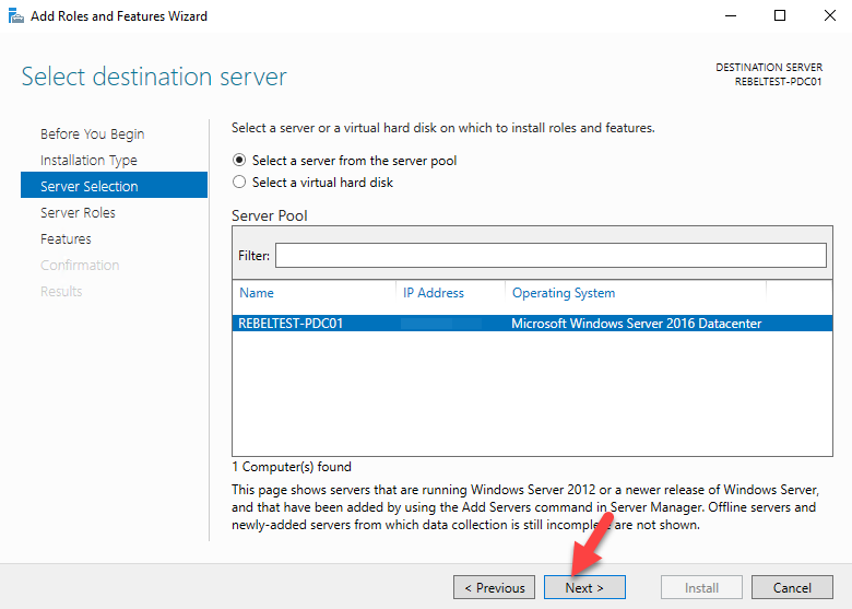 Step-By-Step: Setting up Active Directory in Windows Server 2016
