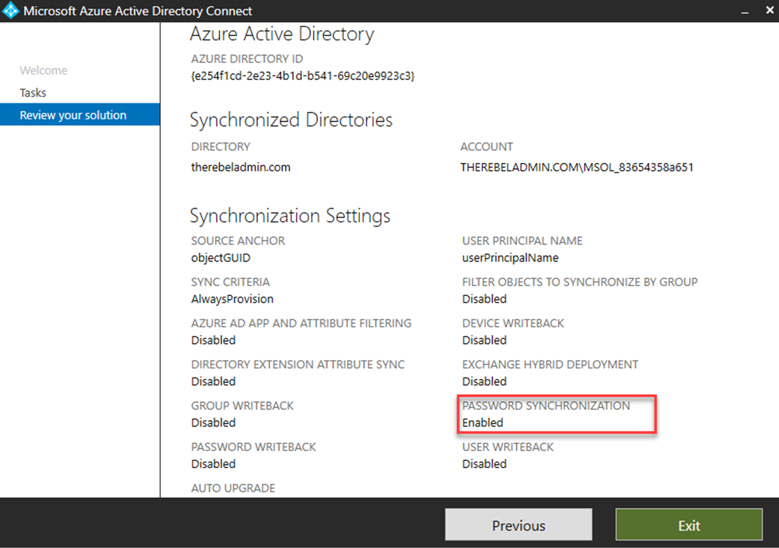 Azure AD connect Archives - RebelAdmin com