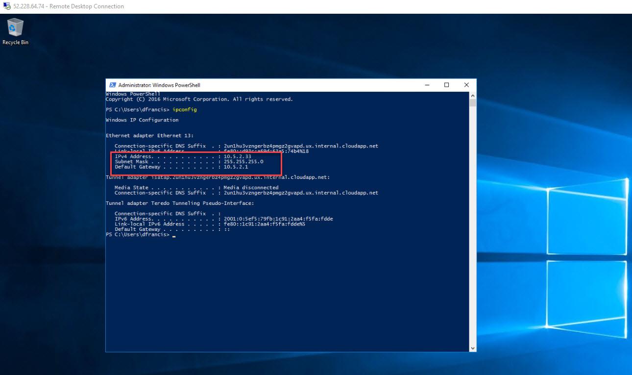 Azure Networking Archives - RebelAdmin com