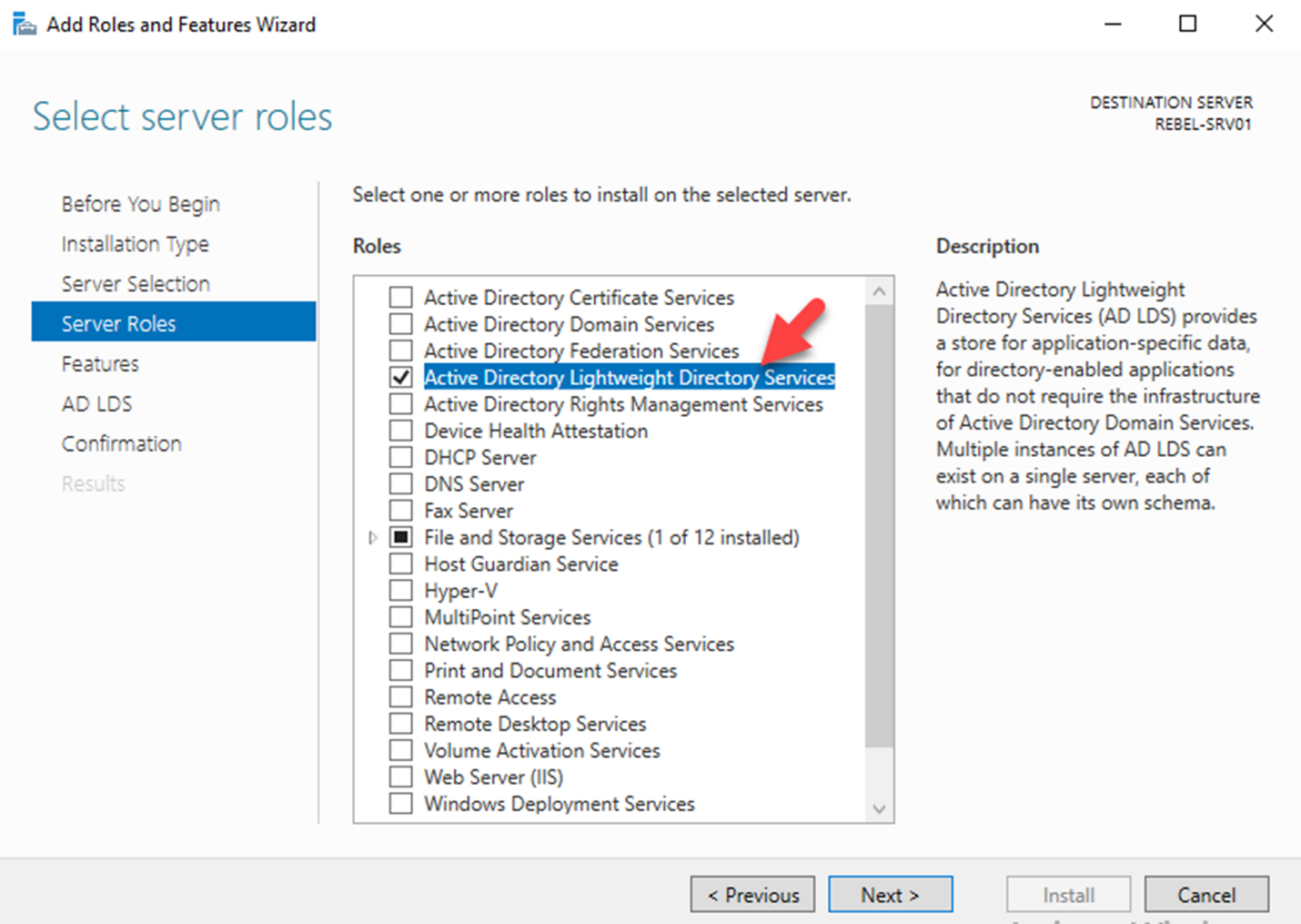 Step-by-Step Guide to setup Active Directory Lightweight