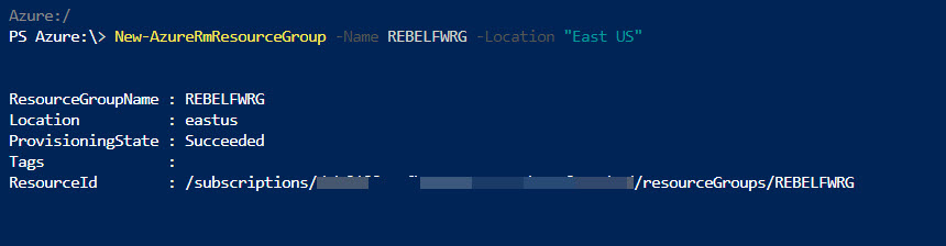 Step-by-Step Guide to Azure Firewall (Preview) - RebelAdmin com