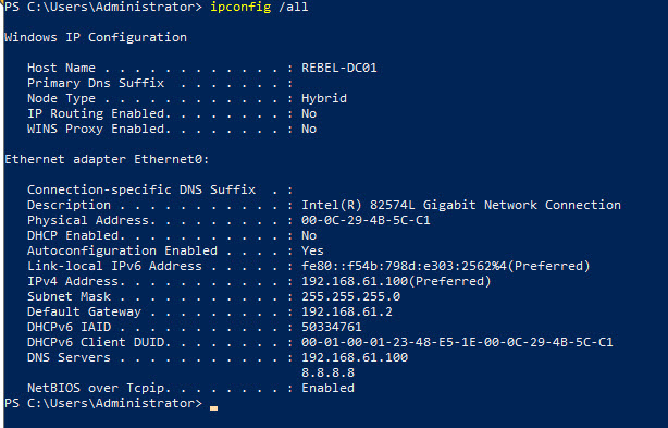 Step-by-Step Guide to install Active Directory in Windows