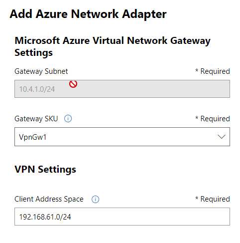 Step-By-Step guide to create Point-to-Site VPN using Azure Network