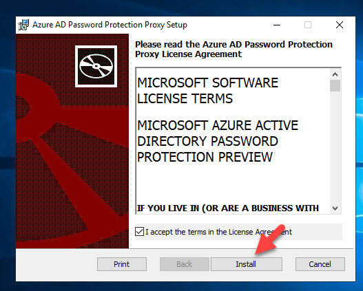 Step-by-Step guide to Azure AD Password protection