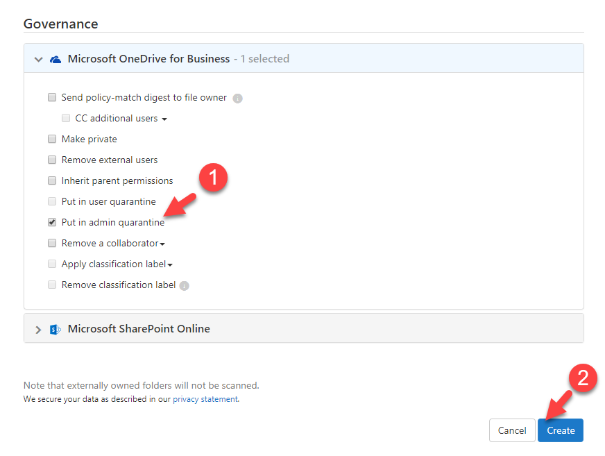 Step-by-Step Guide: Protects files with azure cloud app