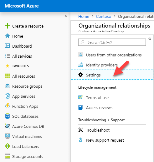 Step-by-Step Guide : Azure AD B2B Email one-time passcode
