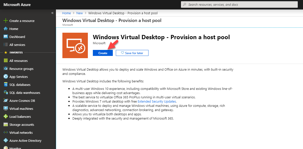 Step-by-Step Guide to Azure Windows Virtual Desktop (Preview