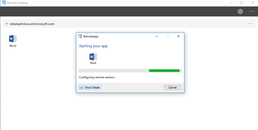 Step-by-Step Guide: Publish Apps using Azure Windows Virtual