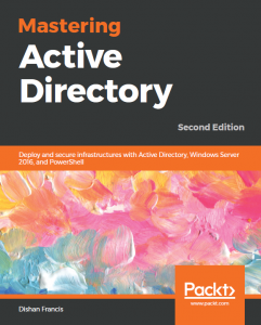 Mastering Active Directory, Second Edition Released!