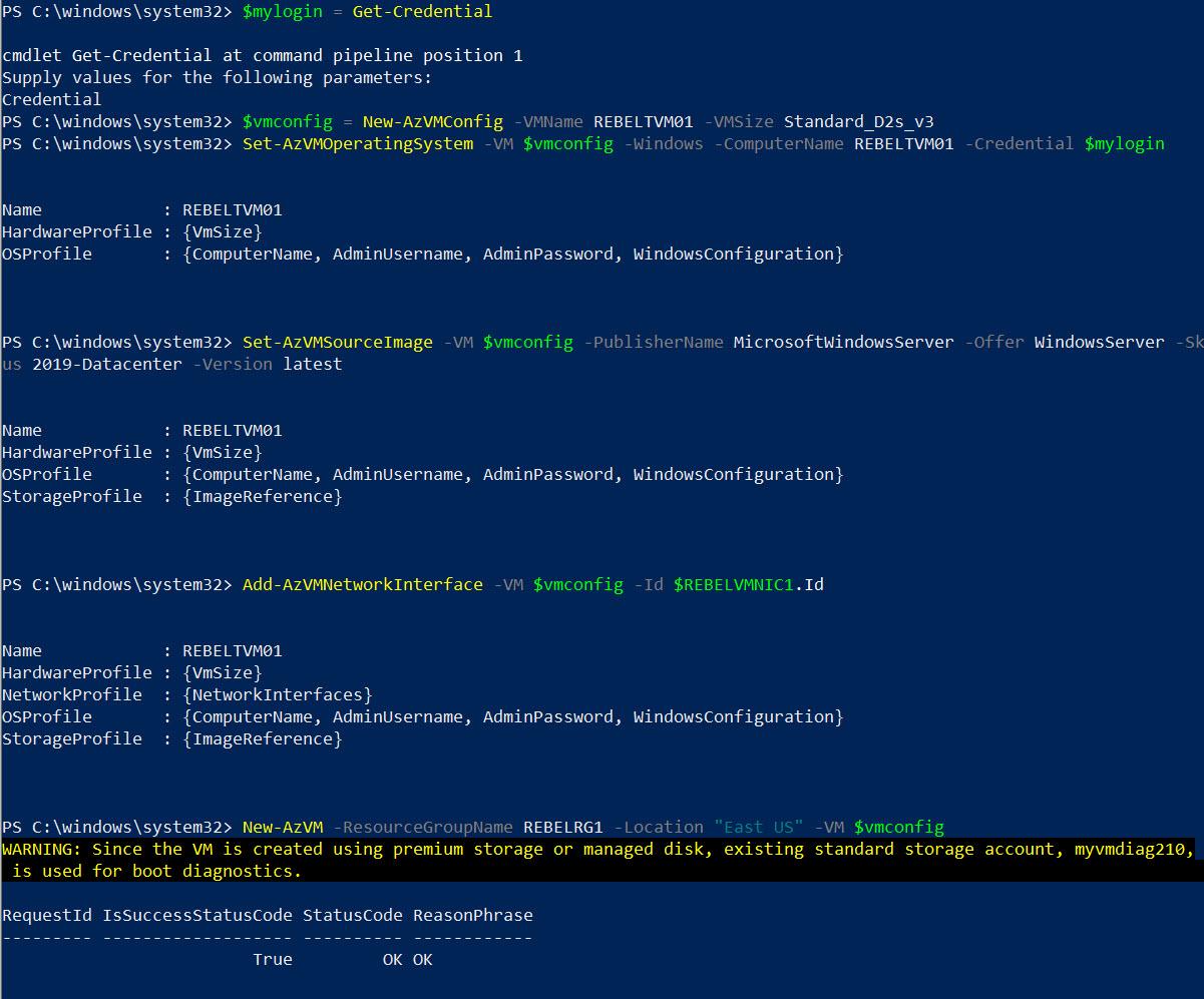 Create Azure Virtual Machine for Azure NAT Gateway Testing